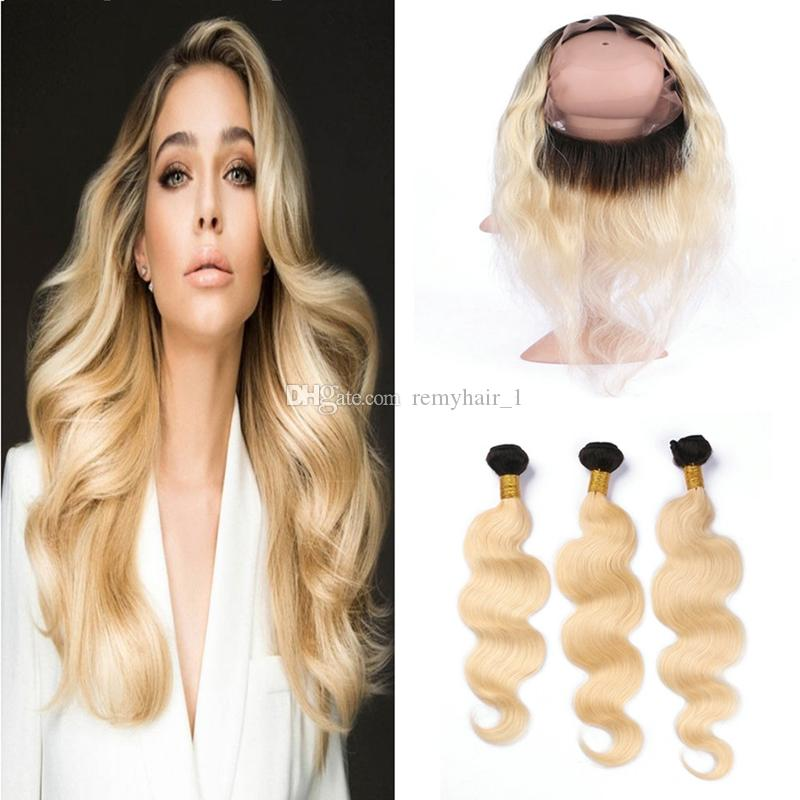 9a Brazilian Virgin Human Hair Extensions Body Wave With Pre Plucked