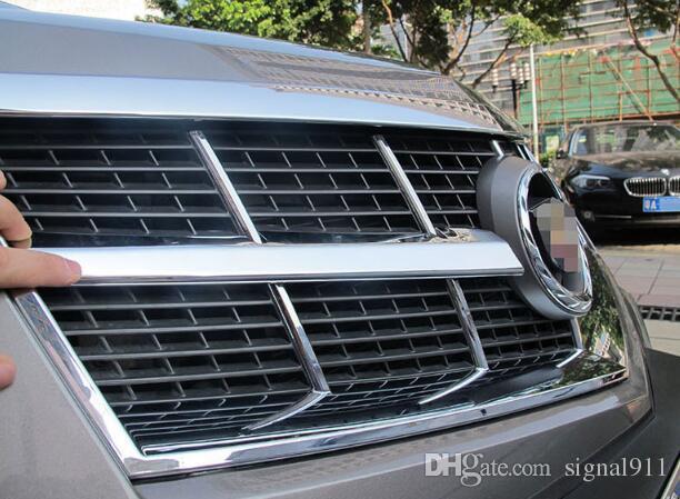 Haute qualité ABS chrome voiture décoration garniture, barre de protection pour Cadillac SRX 2010-2012