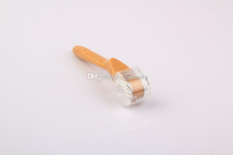 Hot Sales Health Skin Care Tools Dr Roller 3.0mm-0.5mm 64pins Microneedle Derma Roller Micro Needles