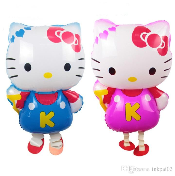 multi choice walking pet animal car elephant kitty dog balloons children's belove gift toy design to delivery