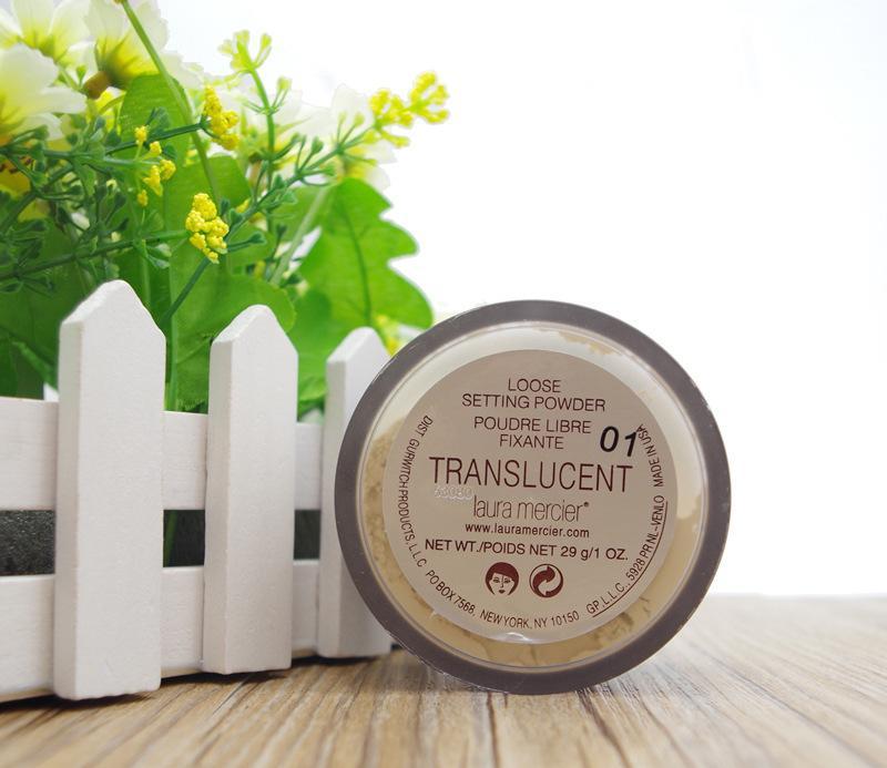 Laura Mercier Foundation Loose Setting Powder Fix Makeup Powder Min Pore Brighten Concealer DHL Free High Quality