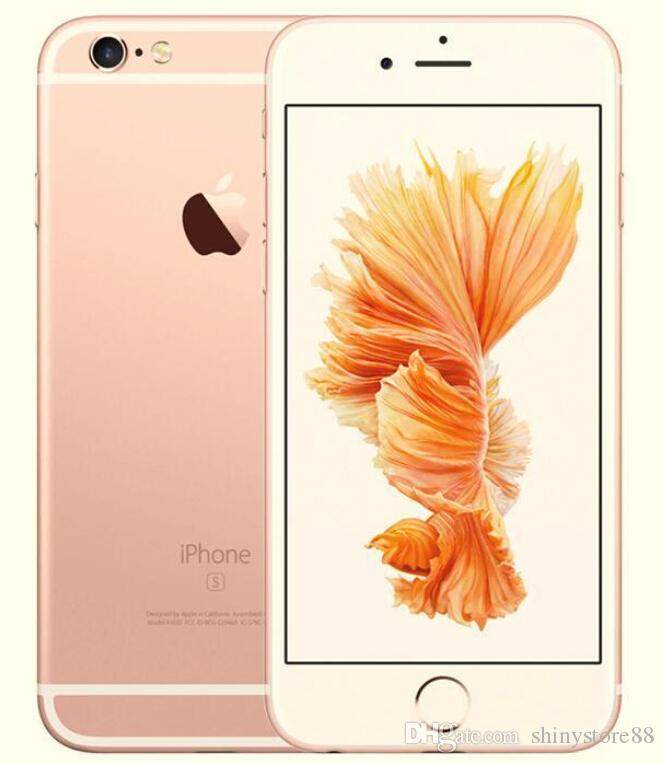 Original Apple iPhone 6S 64GB Refurbished Unlocked Factory Mobile Phone Without Touch ID Dual Core IOS 11 4.7 Inch 12MP