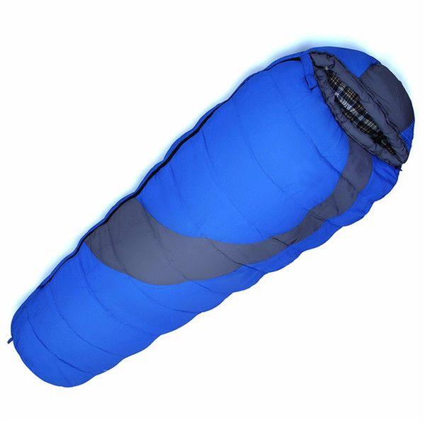 3 saisons unique maman sac de couchage compact hiver sacs de couchage en coton en plein air pour temps froid randonnée Camping sac de couchage