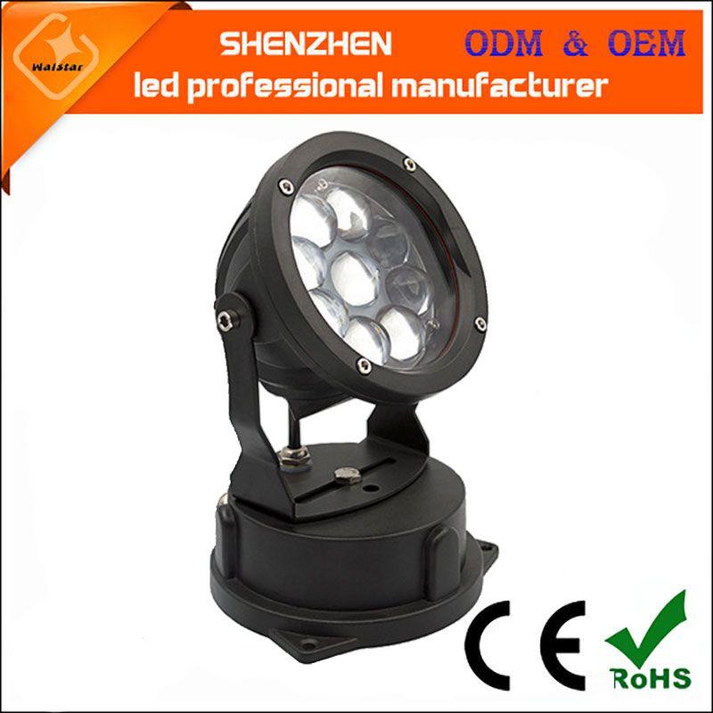 1 Degree Beam Angle Led Spotlight Waterproof Ultra Bright Lamp ...