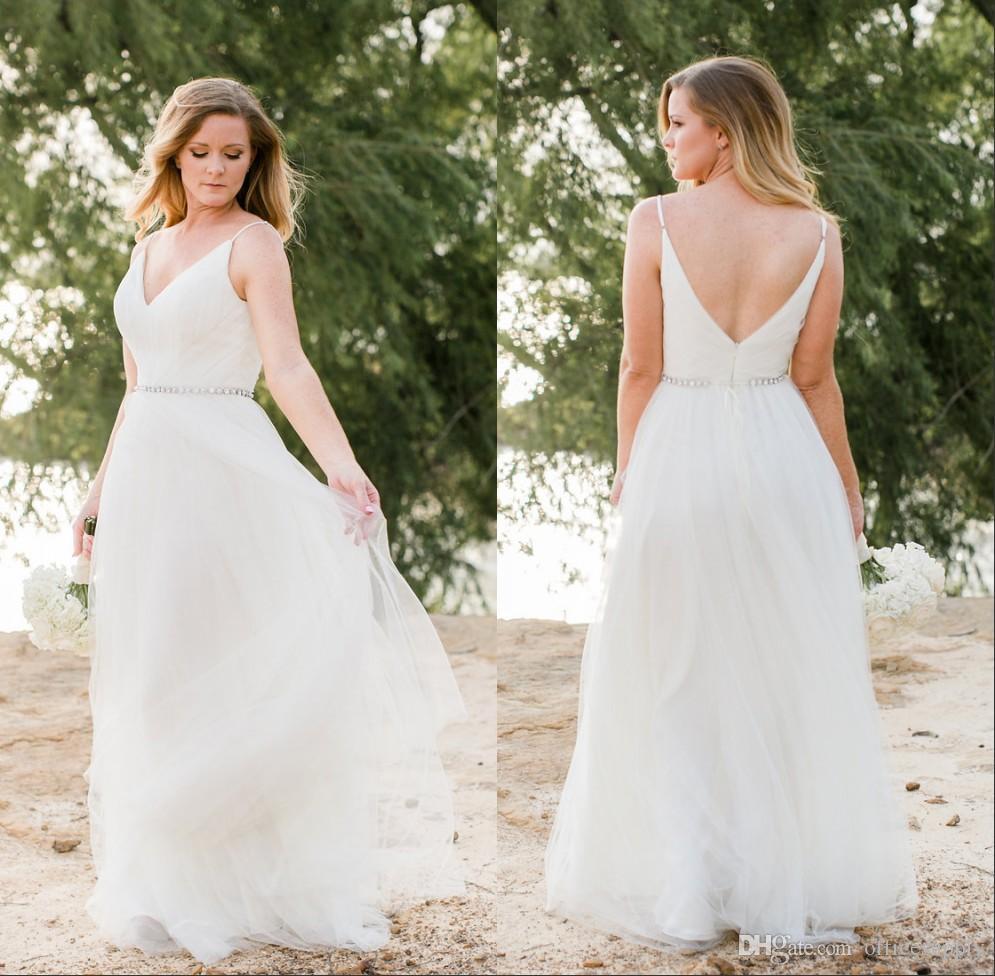 2018 wedding dresses with sashes