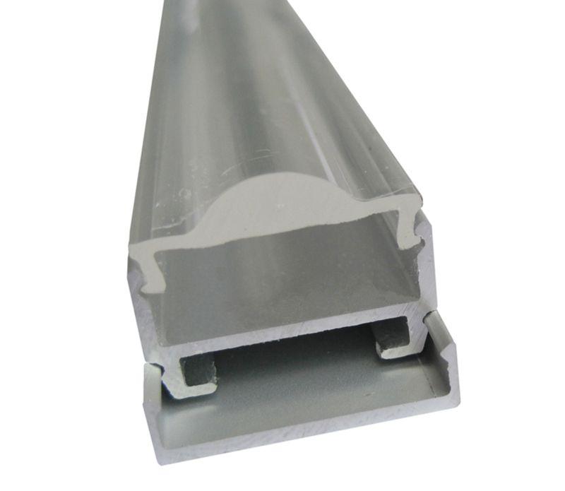 10 X 1M setsU type aluminum profile for led strips and Al6063 T6 led light profile for ceiling or pendant lamps