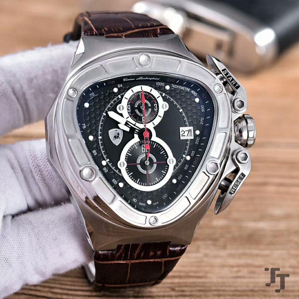 2017 New Fashion Lamborghini Automatic Men S Fine Watch Online Wrist