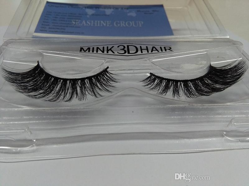 Soft 3D Eyelash Strips Long Makeup Cross Thick False Eyelashes Nautral Handmade 3D Lashes