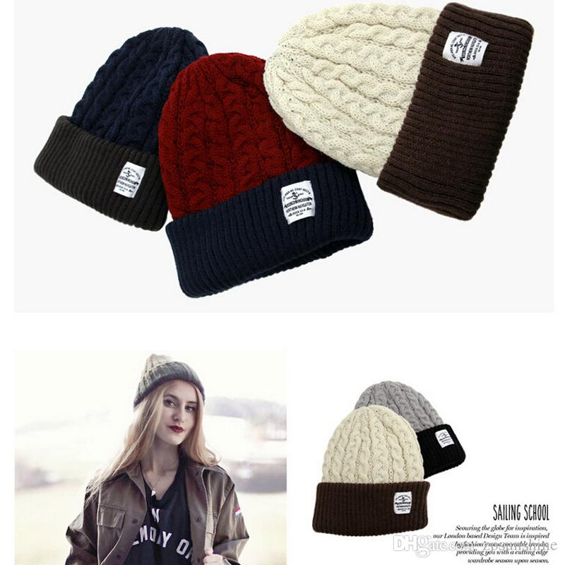 Sports Caps Sports Accessories Outdoor Sports Running Cap Winter Santa Claus Knitted Wool Hat Halloween Creative Gift Wool Hat Running Cap For Xmas Holiday Various Styles