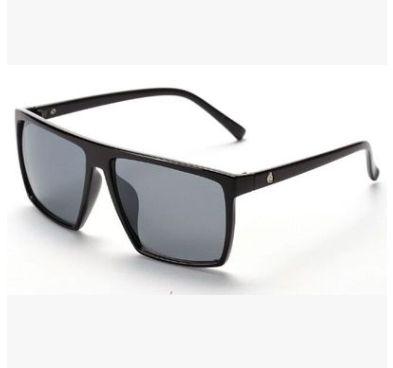 b82875b4d5 Compre Marca Gafas De Sol De Moda Hombre Gafas De Sol Hombre Diseñador De  La Marca Espejo Gafas De Sol De Gran Tamaño Gafas De Sol Para Hombre CRÁNEO  A ...