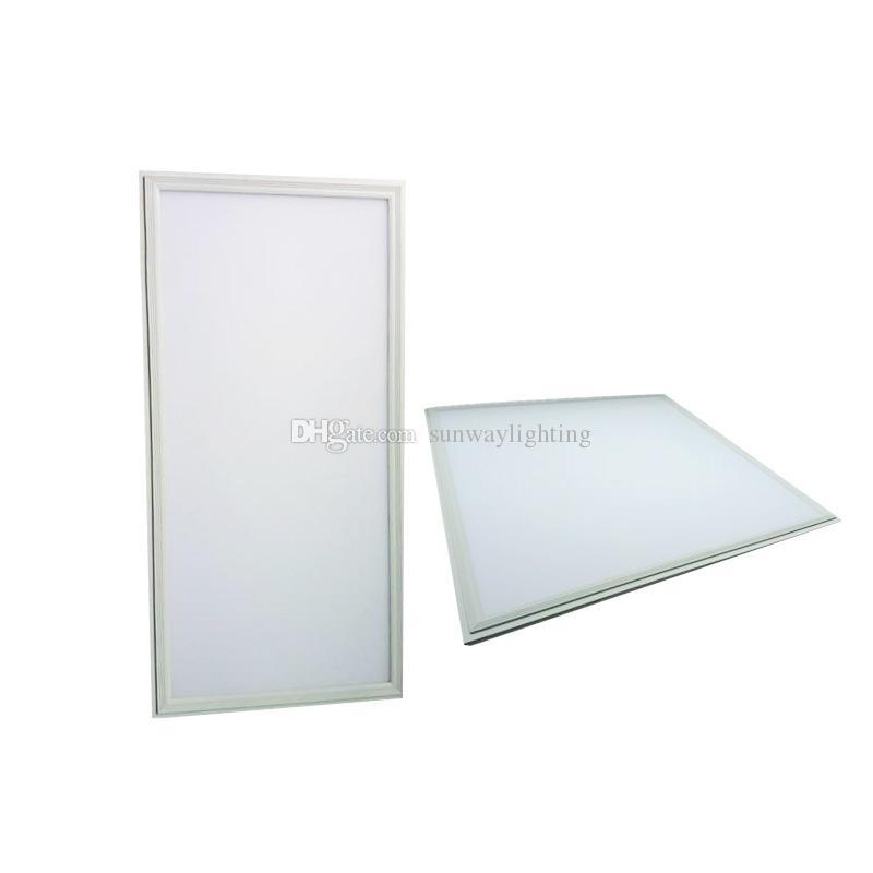 2018 Ce Ul White Frame 2x2 2x4 Led Panel Lights 600x600mm 36w 48 54w ...