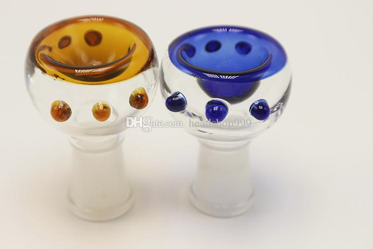 14 mm Or 18 mm Female Joint Glass Bowl For Smoking Pipe Glass Bubbler And Ash Catcher Glass Smoking Nail Oil Rigs