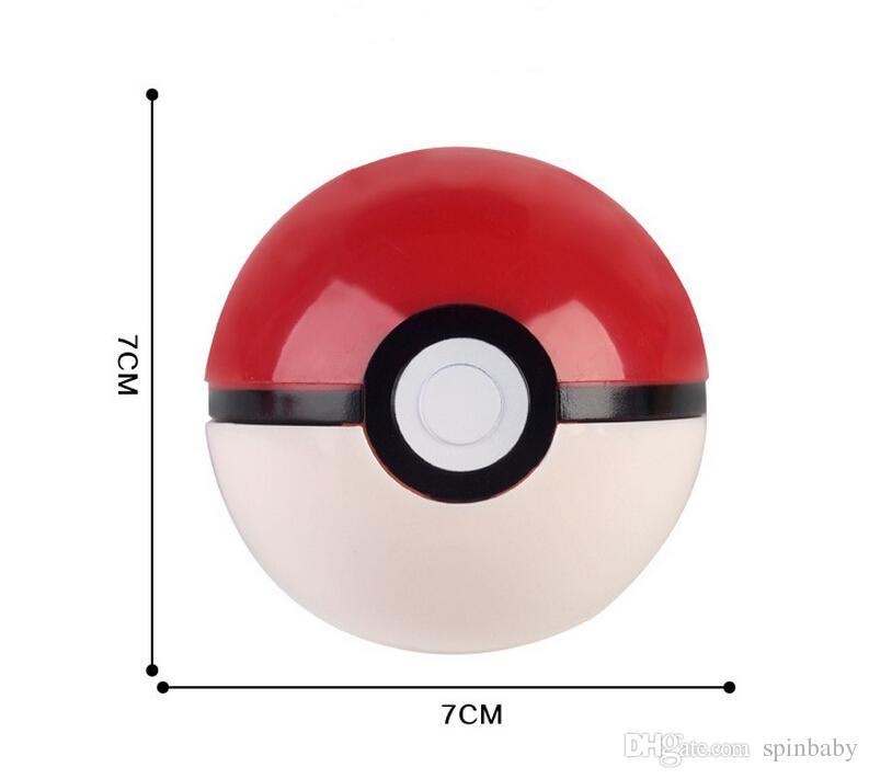 15 krallar Topu Rakamlar ABS Anime Eylem Pokeball Oyuncak Süper Usta Topu Oyuncak Pokeball Juguetes 7cm oyuncak figürleri