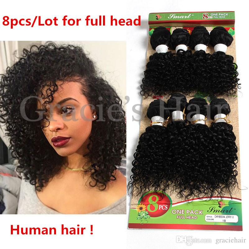 2018 Brazilian Hair Weave Bundles Kinky Curly Human Hair Extensions