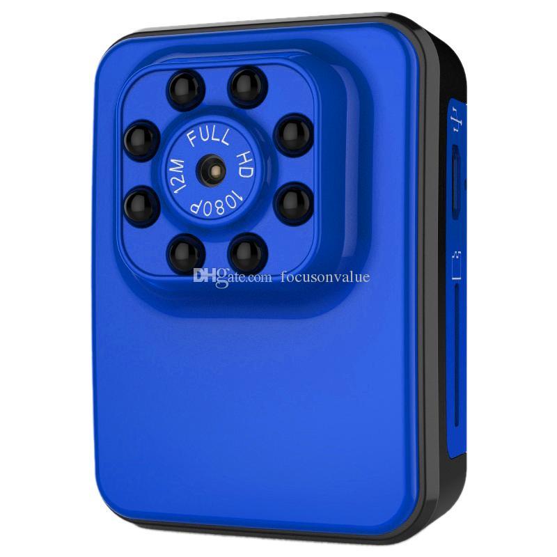 Telecamera IP wireless WIFI WiFi MINI DV DVR R3 Full HD 1080P Versione notturna Telecamera DVR auto Videocamera di sicurezza domestica