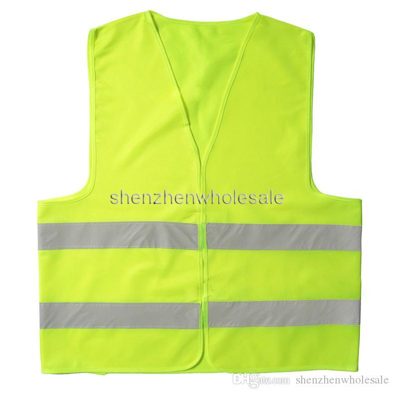 وضوح عالية العامل سلامة البناء الصدرية تحذير حركة المرور العاكسة العمل الصدرية الخضراء عاكس الملابس السلامة