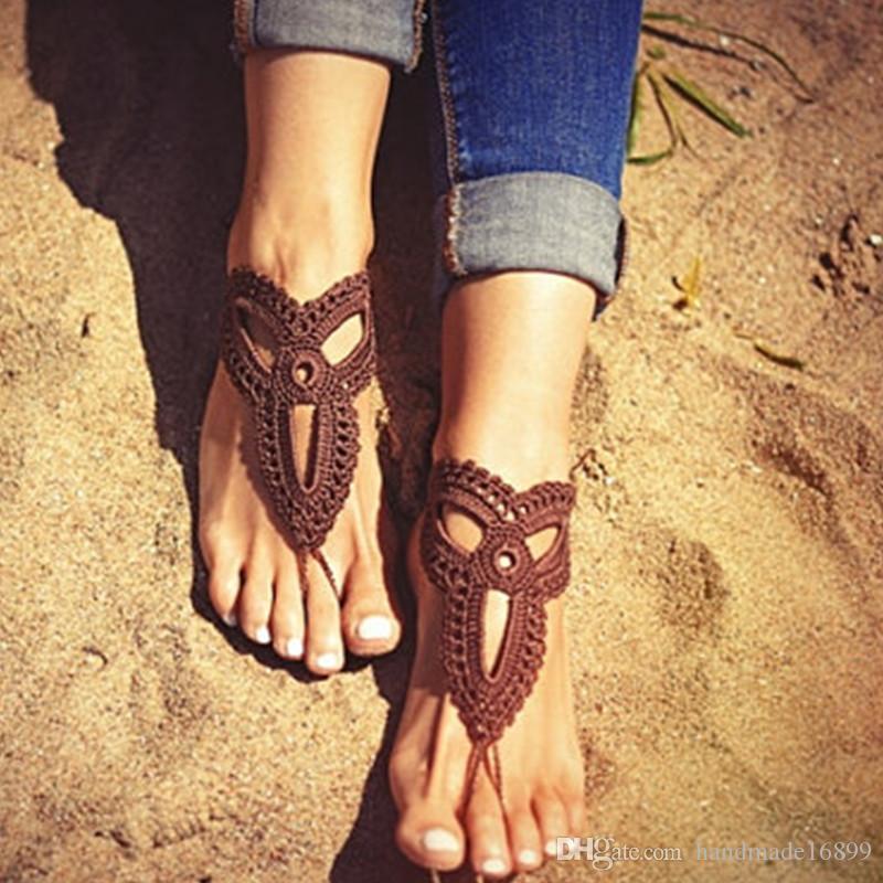 e056623d81e OR Summer Sandals Wedding Sandals Boho Wedding Hippie Shoes Beach  Accessories Beach Shoes Yoga Sandals Hippy Leather Sandals Wedding Sandals  From ...