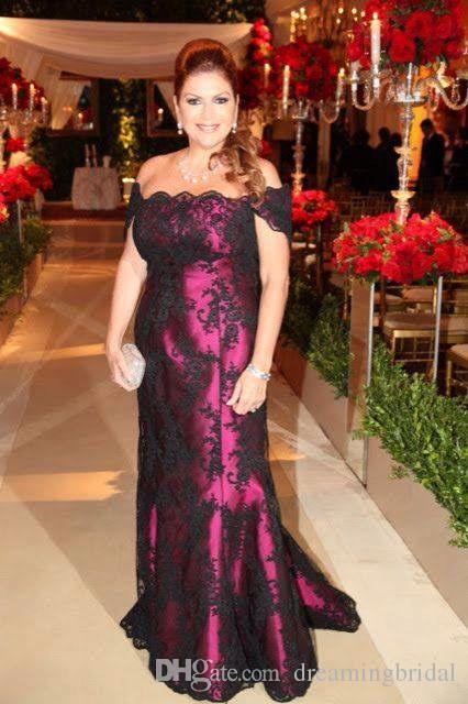 Мать свадебных платьев 2017 новый русалка с плеча длина пола без рукавов вечерние платья свадьба платье на заказ