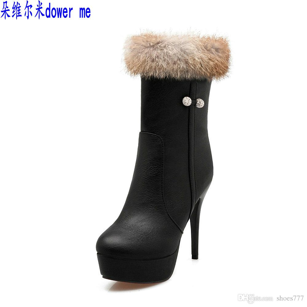 3570c24702c Style Leather Women s Boots