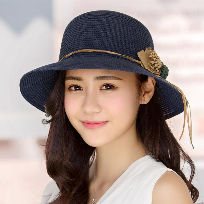 Wholesale- Sun Hat Adult Girls Solar Cap With Cooling Summer Beach  Protective Hats Womens Dress Elegant For Women Plain To Decorate Cap Sleeve  Bandage Dress ... ee97a684b5f2