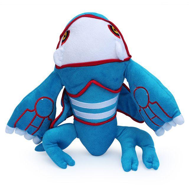 Mega XY Lucario Charizard Lugia Kyogre Groudon Zoroark Swampert Pocket Monsters Plush Doll Stuffed Toy / Size : 23-35cm