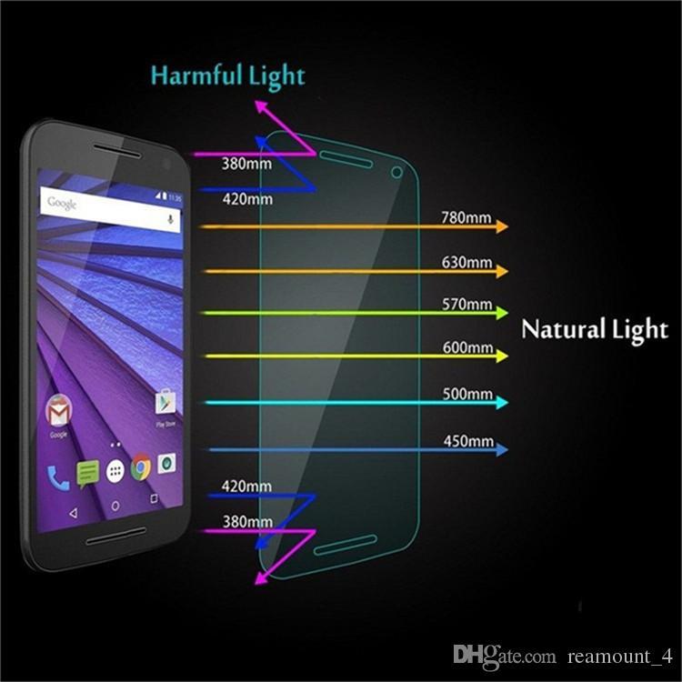 Großhandel gehärtetes Glas Ultra Slim Clear Screen Protector Frontglas Film für LG G6 Anti-Burst-Schutzfolie