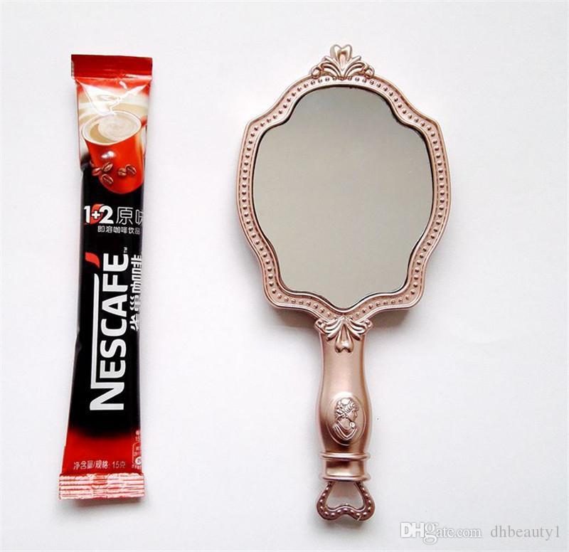 LADUREE Les Merveilleuses MÃO ESPELHO cosméticos Makeup Princesspocket espelho Compact Vintage Japão marca