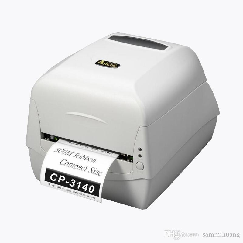 Argox thermal label printer cp 3140l 300dpi barcode sticker printer working for jewelry label and pet pvc label machine selphy printer small printer from