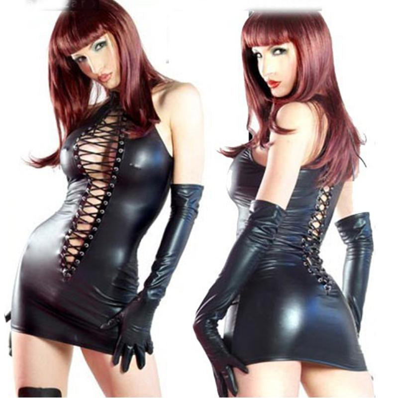 Lingere latex sex