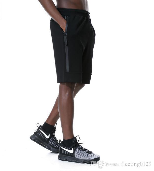 Оптовые Tech Flece Sport Sports Scipper Pocket спортивные брюки повседневные брюки серый черный S-XL