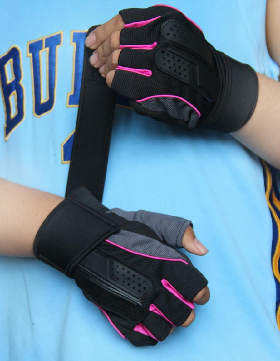 es gimnasio culturismo entrenamiento gimnasio guantes deporte al aire libre equipo levantamiento de pesas ejercicio ejercicio transpirable muñeca