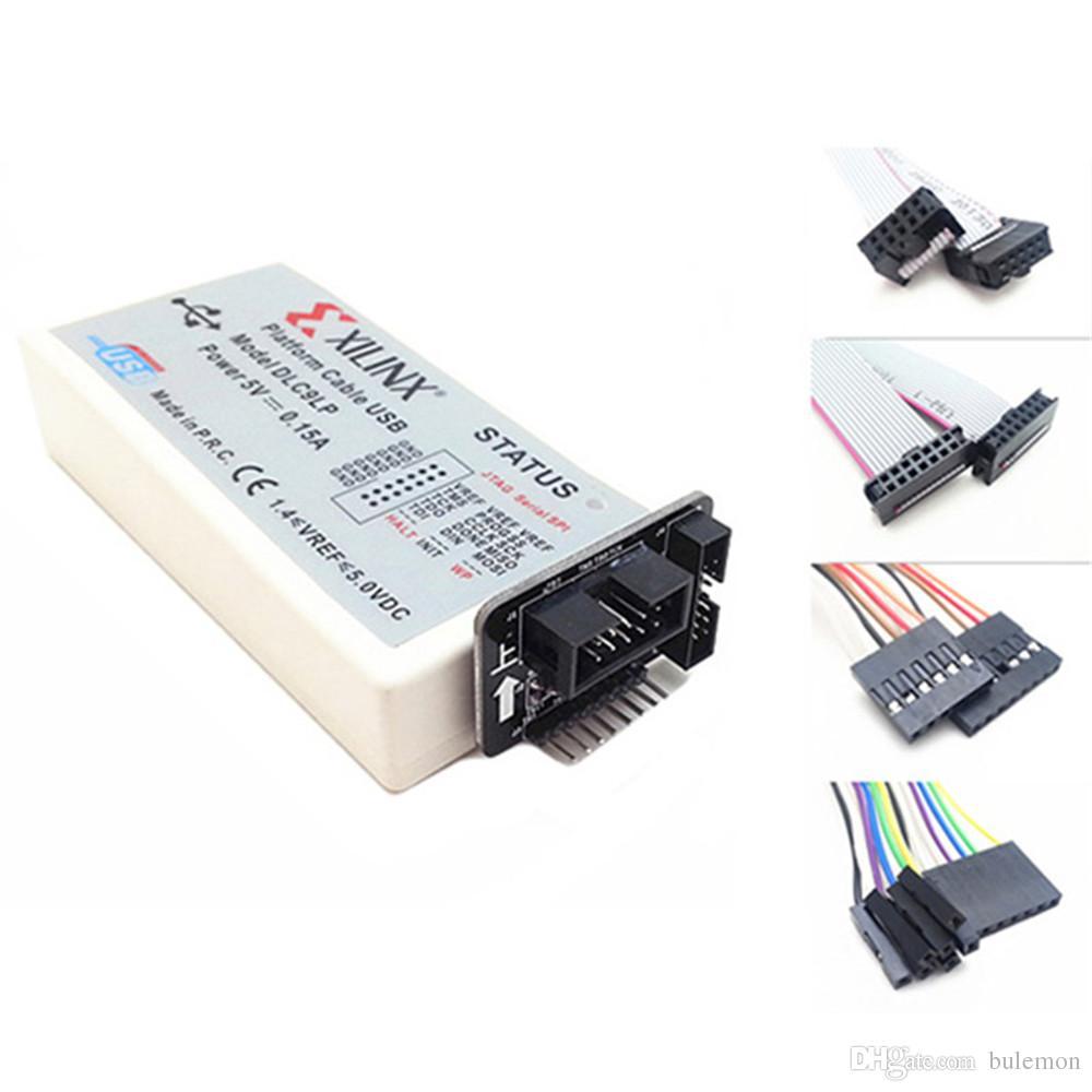 Программник кабеля JTAG загрузки USB кабеля платформы Xilinx для FPGA CPLD  XC2C256