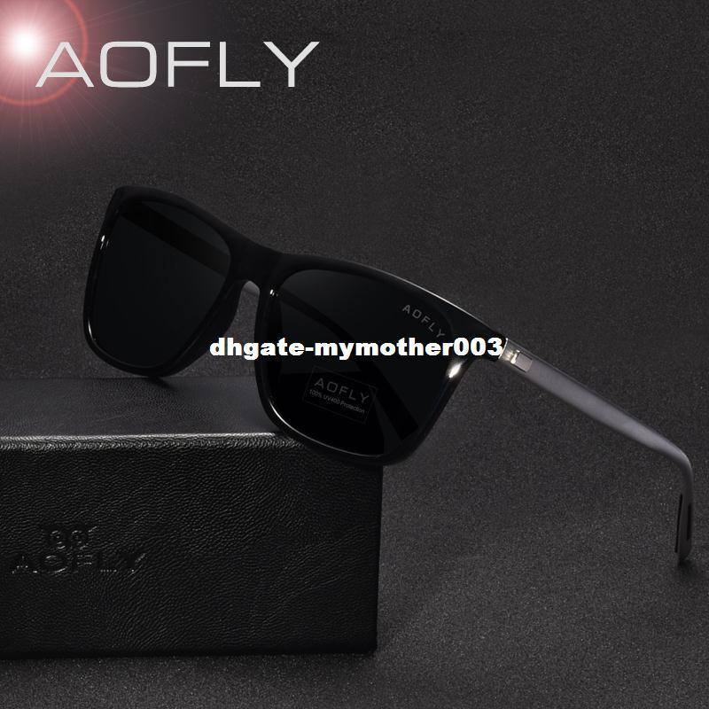 953ec6b681343 Compre Dhgate Óculos De Sol Polarizados Clássicos Estilo De Moda Óculos De  Sol Para Homens   Mulheres Design De Marca Vintage Oculos De Sol Masculino  Uv400 ...