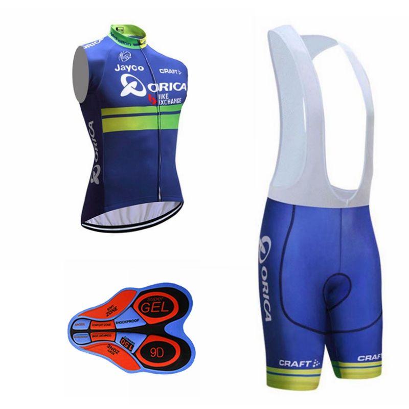Summer Cycling Vest For Men Women Cycling Tops + 9 GEL Padded Bike Bit  Pants Size XS 4XL Bicycle Clothing Cycling Jerseys Cycling Leggings Womens  Cycling ... f1983bfad