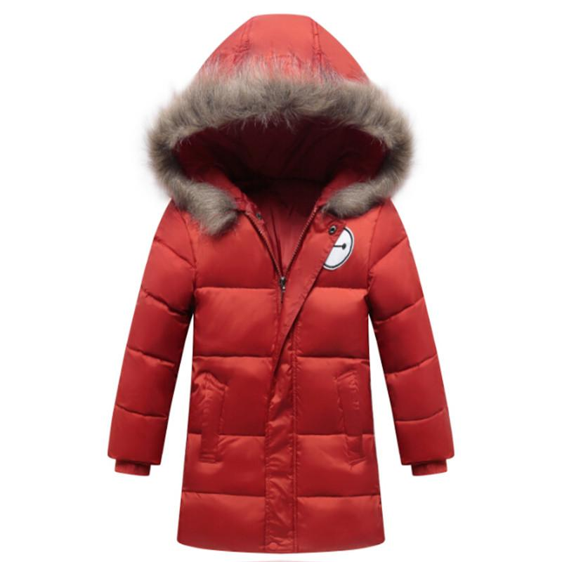 Cheap Winter Coats For Teenage Girls Cotton Padded Warm Children'S ...