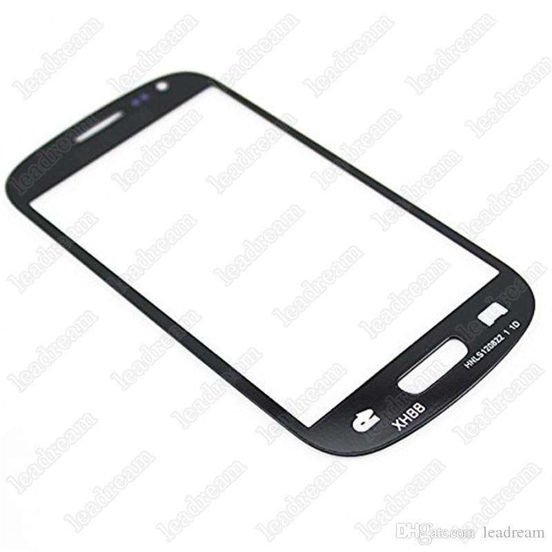 Remplacement de la vitre de l'écran tactile avant pour Samsung Galaxy s3 Mini i8190 gratuit DHL