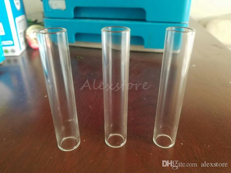 Vetro di ricambio Twisty Blunt Dry Herb Vaporizzatore Tubo Grinder Filter System Accessori Strumento a base di erbe Twist me Smoking Vape