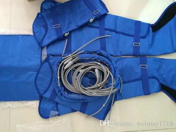macchina di pressoterapia di pressione d'aria di drenaggio di pressione di vuoto di massaggiatore della gamba di pressione di vuoto di pressione d'aria