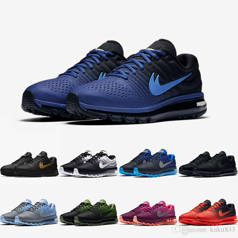 Free Shipping Air Cushion 2017 Casual Shoes Men Women 2017 Cheap Discount Original Running Training Walking Shoes Hot Sale Size US 5.5-11 clearance deals clearance cheapest price whqOhIBprS