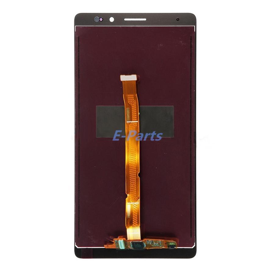 Pour Huawei Mate 8 LCD FHD 6.0 pouces lcd display + touch Écran Remplacement du panneau Noir Blanc Or Rapide Livraison gratuite