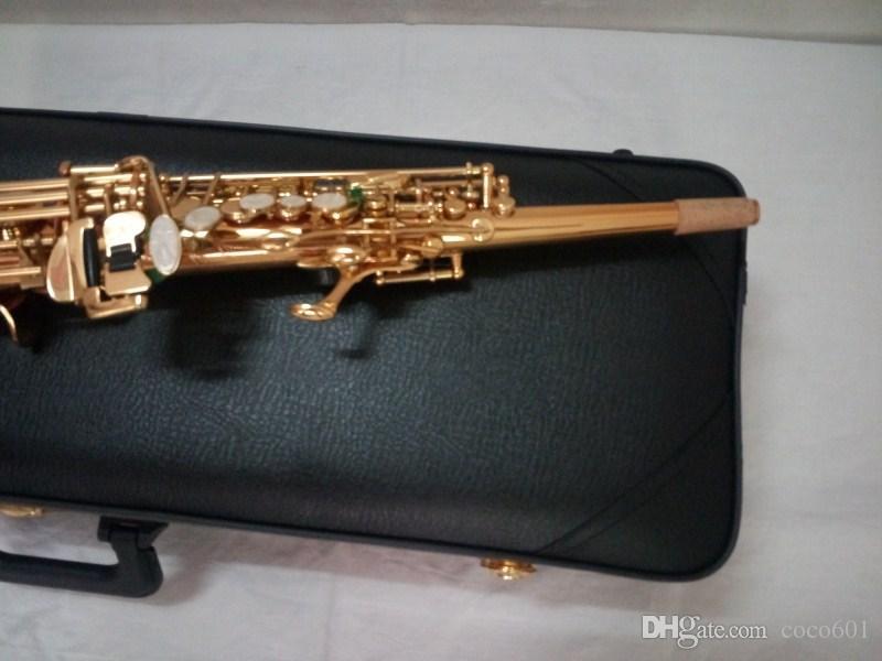 Yanagisawa Soprano Sassofono S901 B piatto giocando professionalmente Top strumenti musicali di livello professionale Spedizione gratuita