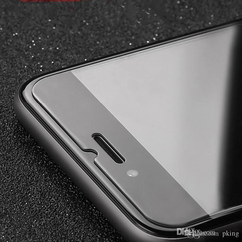 For iPhone7 Tempered Glass Film Screen Protectors Anti-Scratch Shatterproof Protector For iPhone 7 6 6s plus with Retail Package