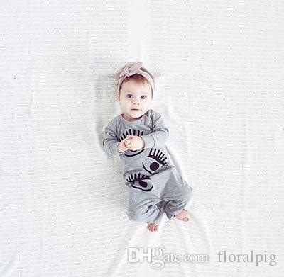 45f694123d57 2018 New Arrival Spring Autumn Newborn Baby Boy Girl Long Sleeve ...