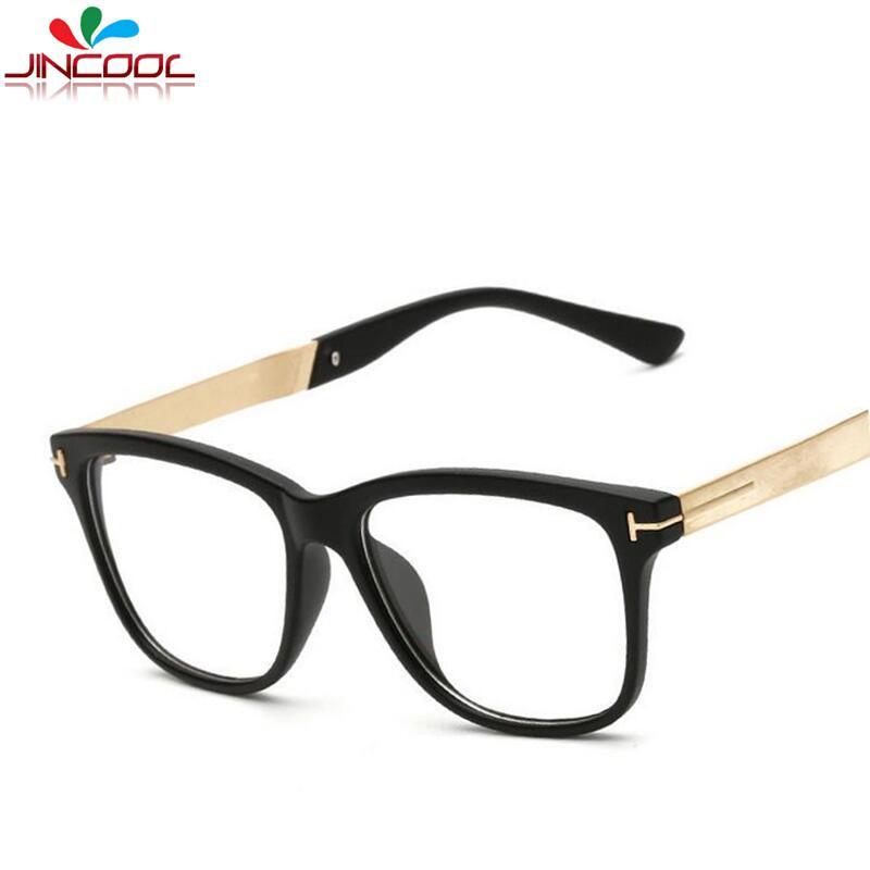 2bee17fdd2c Wholesale- New Tom Designer Eye Glasses Men 2017 Top Quality Brand ...
