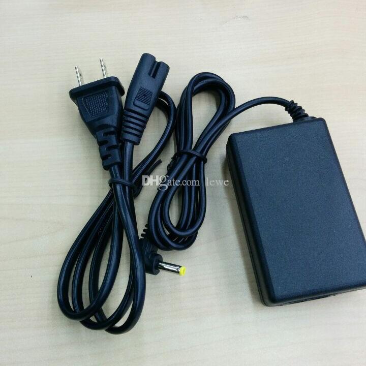 Fonte de alimentação do adaptador da CA do carregador da parede da UE dos EU para Sony PSP 1000 2000 3000 com caixa varejo