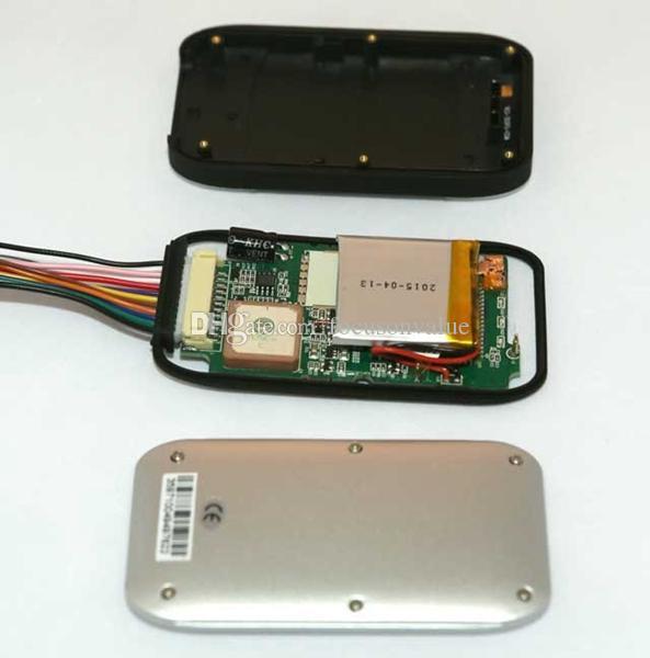 303G Vehicle Tracker Gps 303F Quad band Realtime GSM GPS GPRS dispositivi di localizzazione 303G Sistema di allarme antifurto di sicurezza della scatola web gratuito