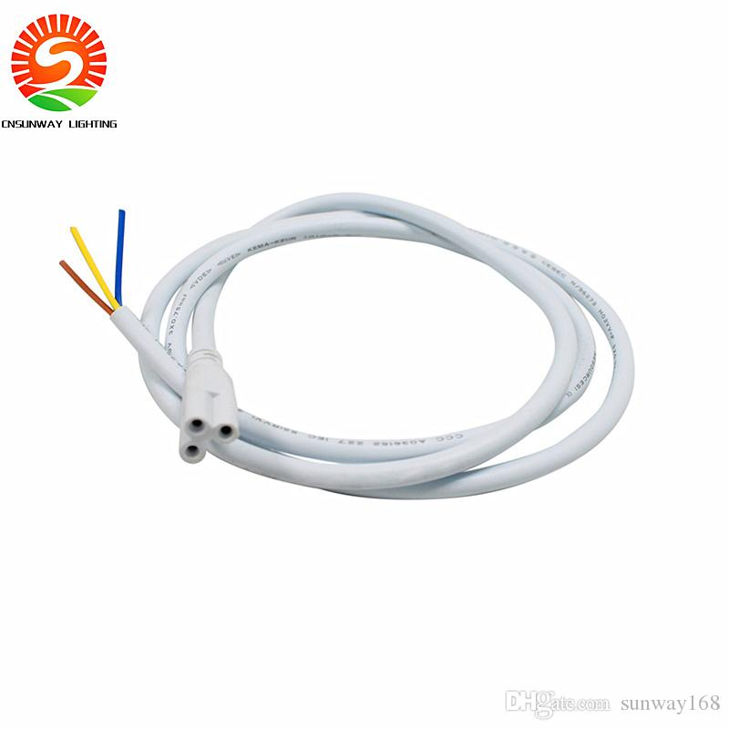 2019 T5 T8 Led Tube Light Connector Cable 3ft 0 9m Longer