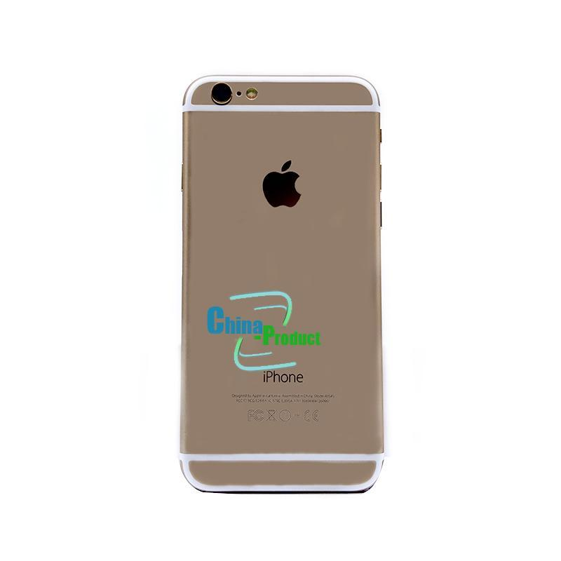 Original restaurado Apple iPhone 6/6 PLUS iPhone 6 IOS 10 1GB RAM 16G 64G 128G ROM GSM WCDMA LTE Desbloqueado Teléfono móvil Caja sellada