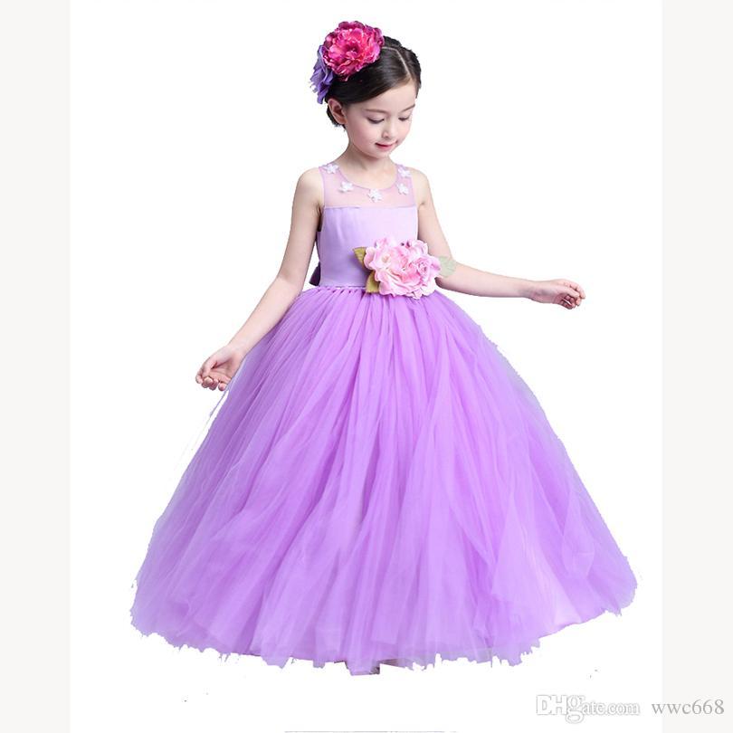 Excepcional Girl Dresses For Weddings Composición - Vestido de Novia ...