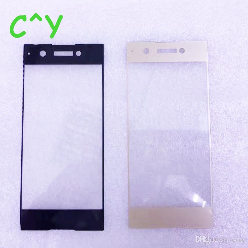 For Sony Xperia Z5 XA XA1 XP XZ XA1 Ultra tempered glass film full cover tempered glass screen protector film